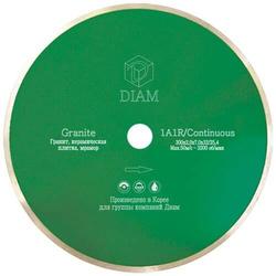 DIAM Granite 000245 алмазный круг для гранита 350мм Diam По граниту Алмазные диски