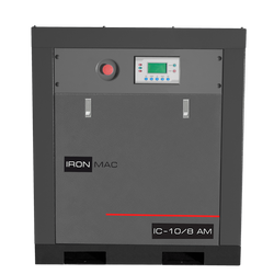 Винтовой компрессор Ironmac IC10/8 AM 8 1.06 (м3/мин.) Ironmac Винтовые Компрессоры