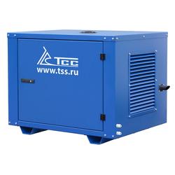 TSS SGG 7500Е3 в кожухе МК-1 Генератор бензиновый ТСС Бензиновые Генераторы