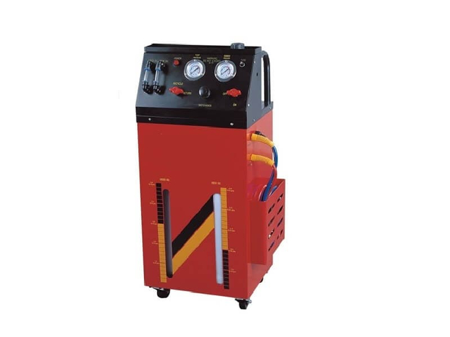 ATIS GB-522A Установка пневматическая для замены охлаждающей жидкости двигателя Atis Стенды и установки Замена жидкостей